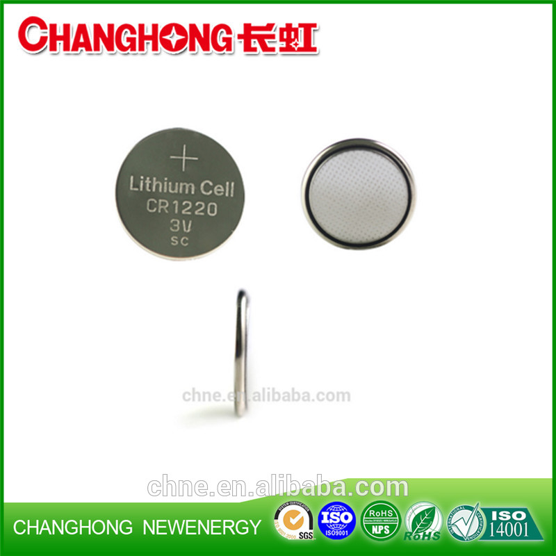 Changhong-High-quality-battery-cr1220-coin-cell