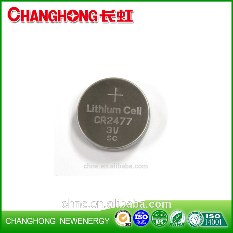 Changhong-hot-sale-coin-cell-CR2477-3v