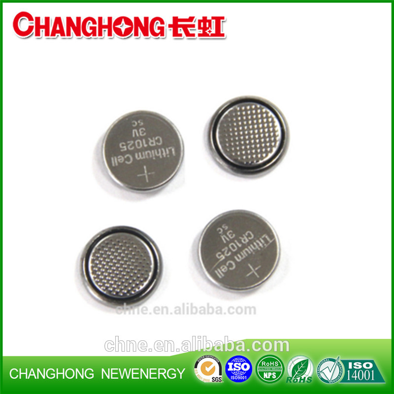 Changhong-hot-sale-button-cell-battery-CR1025