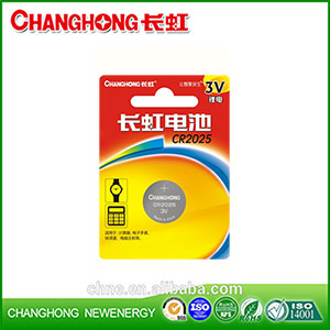 Button Battery CR2025(CI)1B