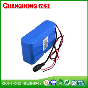 Changhong Lithium Battery Pack 24v 4Ah Li-Ion Battery