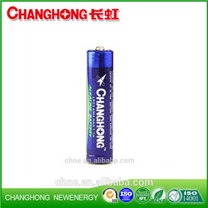 Changhong 1.5v AAA Am4 Lr03 Alkaline Battery Use For Remote Control