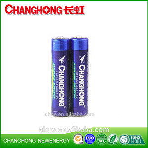 SGS Super Power Alkaline Changhong Battery LR03 1.5v AAA
