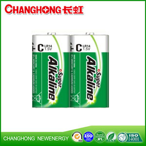 Changhong Super Alkaline LR14