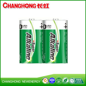 Changhong Super Alkaline LR20