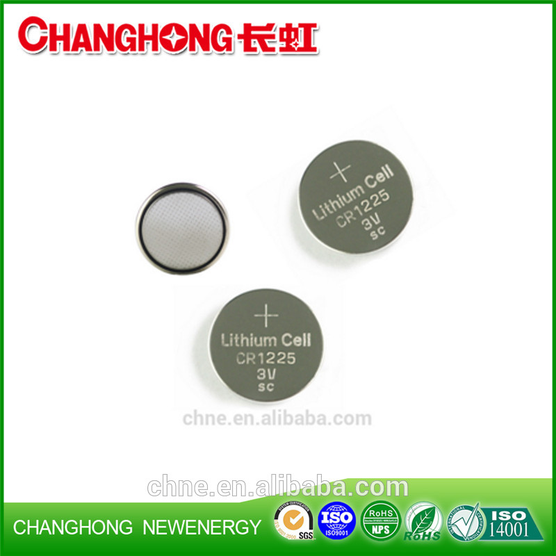 Changhong-Button-Cell-Lithium-Battery-CR1225-3v
