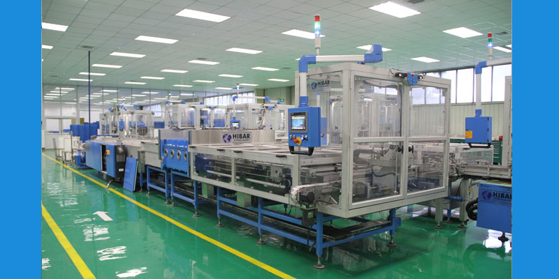 CH Battery production line