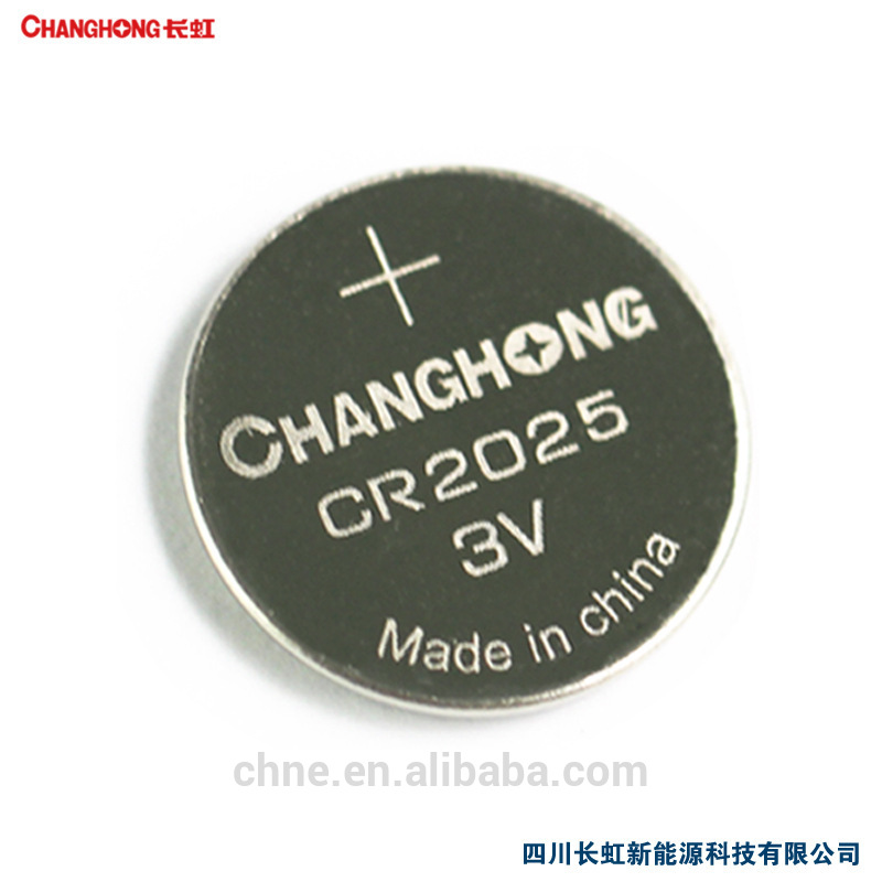 Changhong-hot-sale-cr2025-3v-150mah-lithium
