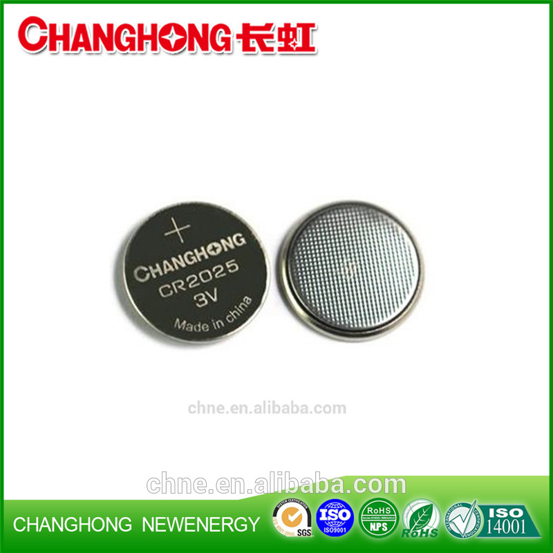 Changhong-hot-sale-coin-cell-CR2025-3v